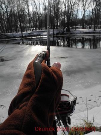 Удобные перчатки Polartec Windblock для ловли рыбы спиннингом