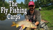 The Fly Fishing Carps
