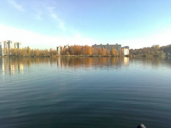 озера Чехово (Чеха) в Сумах