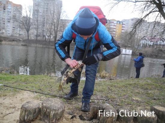 в контакте рыбалка в сумах
