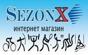 рыбацкий интернет-магазин SezonX