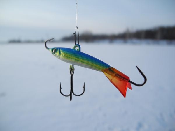 балансир для зимней ловли окуня и судака