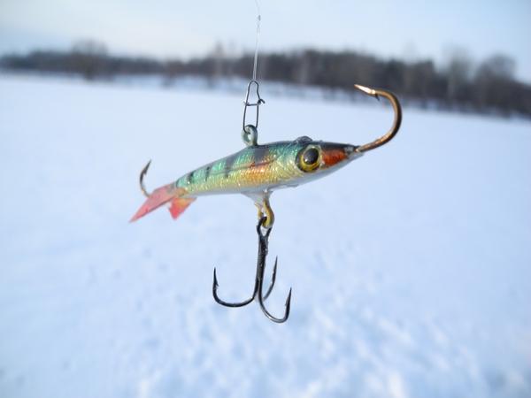 как выглядит балансир на рыбалку