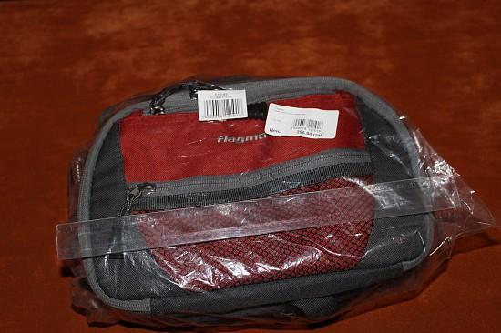 купить сумка поясная спиннинговая flagman