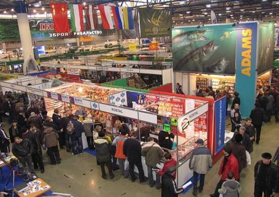 осенняя выставка Охота и Рыбалка 2013 в Киеве
