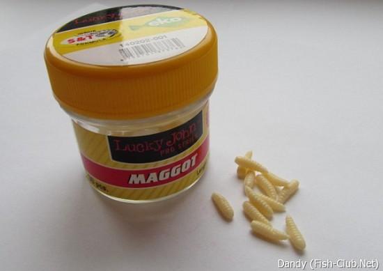 Lucky John Maggot